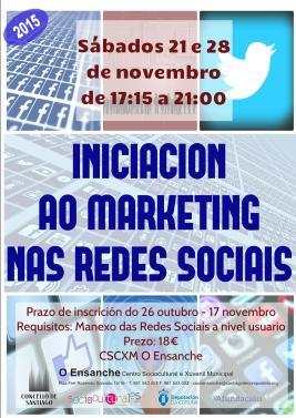 Iniciación ao Marketing nas RRSS definitivo