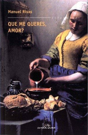 O club de lectura mensual comeza Que me queres amor de Manuel Rivas