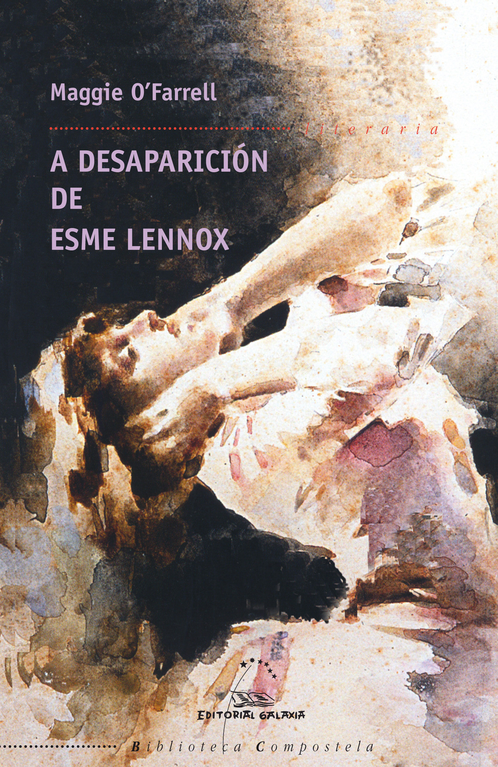 En xuño o club de lectura está a ler…  «A DESAPARICIÓN DE ESME LENNOX», DE MAGGIE O´FARRELL